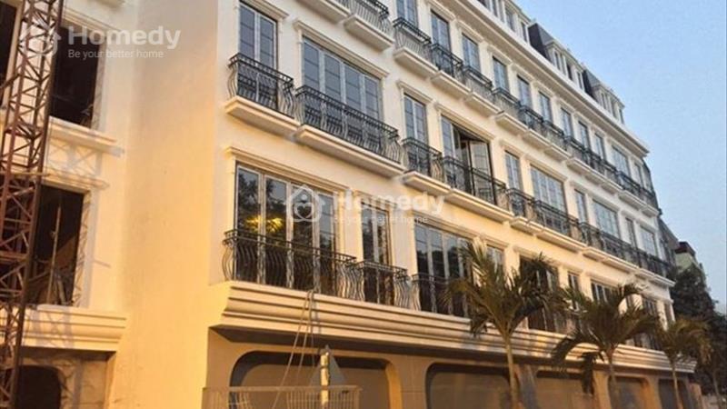 Bán nhà 5 tầng có thang máy mặt đường Lê Đức Thọ, Mỹ Đình, đường to, kinh doanh tốt - 1