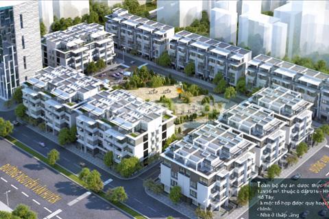 Bán liền kề Tây Hồ Tây ngõ 100 Hoàng Quốc Việt 90 m2 x 5 tầng, giá 140 triệu/ m2