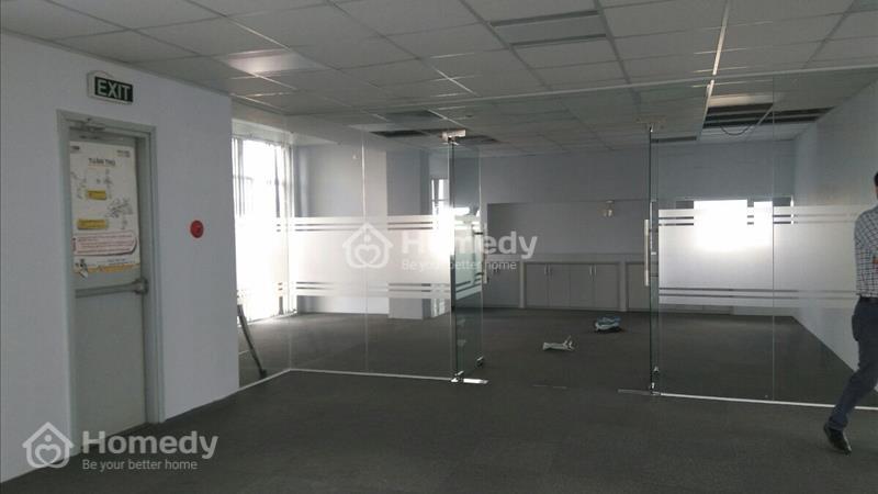 Văn phòng rất đẹp đường Ung Văn Khiêm quận Bình Thạnh, dt 180m2 Giá 63.3 triệu/tháng  - 1