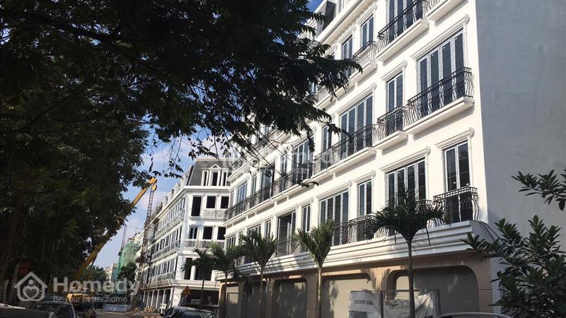 Nhà phố Mỹ Đình,Nam Từ Liêm (86m2,6 tầng,giá 13,5 tỷ) nhà đẹp,2 mặt đường,tiện làm văn phòng - 5