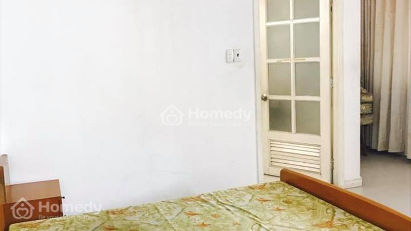 Cho thuê căn hộ trong nhà nguyên căn: sạch sẽ, mát mẻ, 50m2 đường Nguyễn Sơn Hà, p5,quận 3 - 1