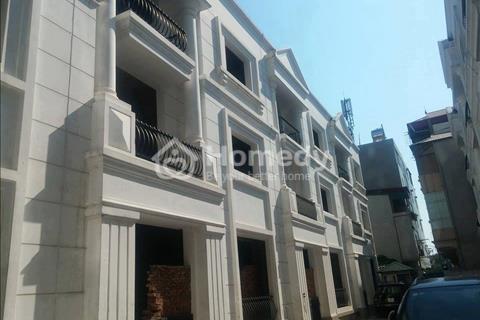 Bán biệt thự liền kề đường Tô Hiệu, Hà Đông 84 m2, 4 tầng, kinh doanh, giá 5,8 tỷ.