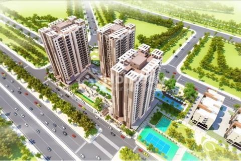 Bán căn 405 căn hộ 3 ngủ 2 vệ sinh dự án Green Park -CT15 Việt Hưng, tặng bộ thiết bị vệ sinh 100tr