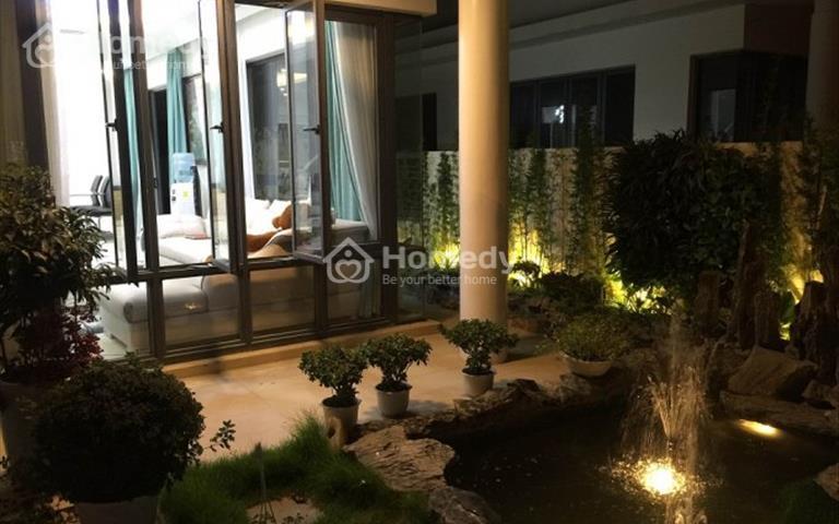 Bán biệt thự đầu hồi Gamuda Gardens. Vị trí đẹp. Sổ đỏ 260 m2