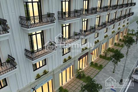 Nhà phố thương mại Dreamland Tây Hồ -cơ hội đầu tư bất động sản