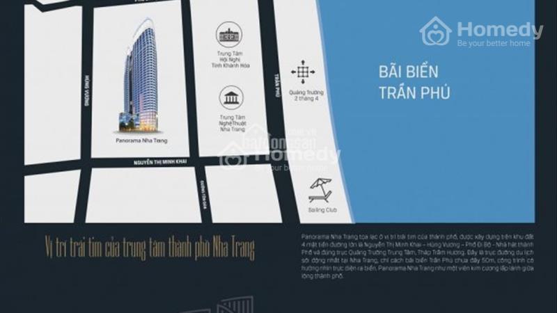 Bán siêu dự án condotel Panorama Nha Trang, chỉ từ 1.5 tỷ/căn, lãi suất 0%, tặng Ip7+ - 2
