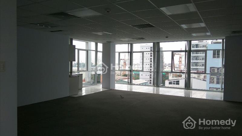 Văn phòng rất đẹp đường Ung Văn Khiêm quận Bình Thạnh, dt 180m2 Giá 63.3 triệu/tháng  - 5