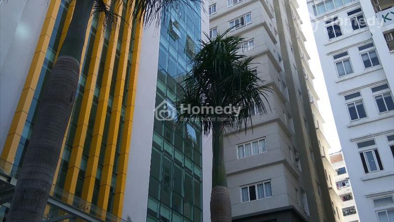 Tầng trệt cho thuê làm showroom, coffee cưc đẹp đường D1 quận Bình Thạnh, dt 87m2 giá 31 tr/th. - 4