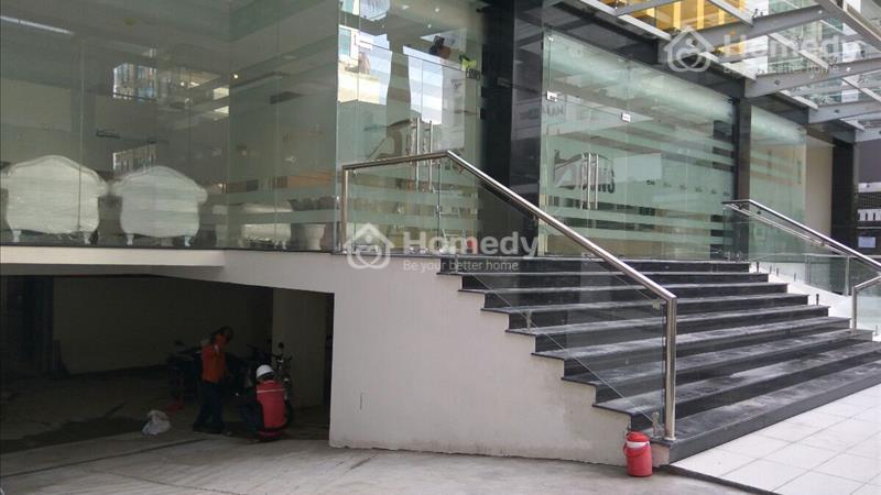 Tầng trệt cho thuê làm showroom, coffee cưc đẹp đường D1 quận Bình Thạnh, dt 87m2 giá 31 tr/th. - 1