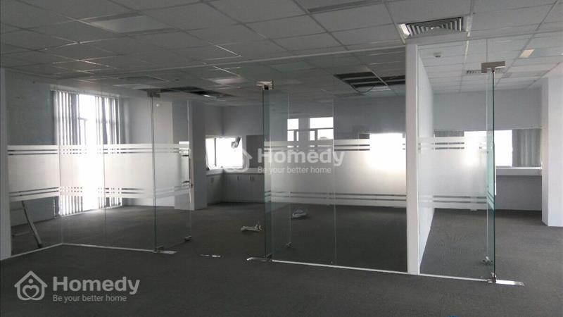 Văn phòng rất đẹp đường Ung Văn Khiêm quận Bình Thạnh, dt 180m2 Giá 63.3 triệu/tháng  - 2
