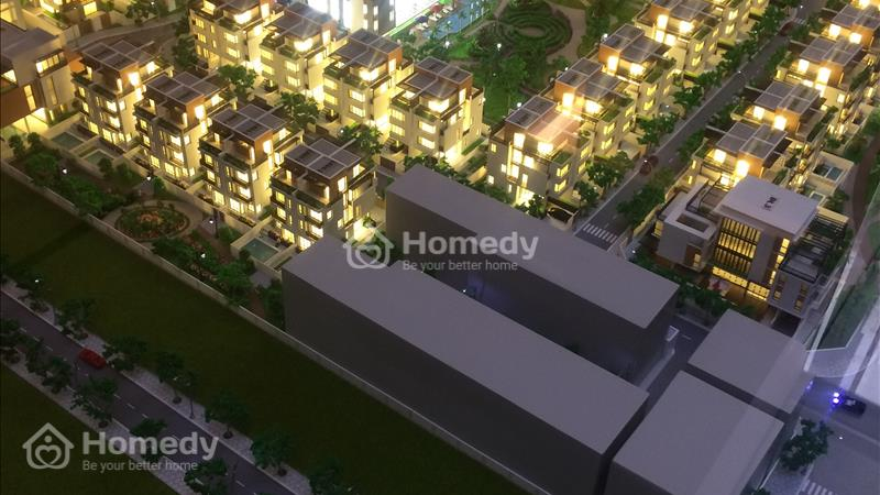 Citadel Quận 7 Biệt thự compound 68 căn có sẵn nhà giá từ 12 tỷ DT:8X20 gần Phú Mỹ Hưng từ TTG - 8