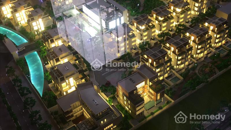 Citadel Quận 7 Biệt thự compound 68 căn có sẵn nhà giá từ 12 tỷ DT:8X20 gần Phú Mỹ Hưng từ TTG - 13