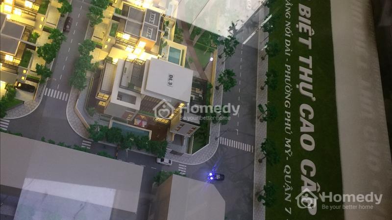 Citadel Quận 7 Biệt thự compound 68 căn có sẵn nhà giá từ 12 tỷ DT:8X20 gần Phú Mỹ Hưng từ TTG - 3