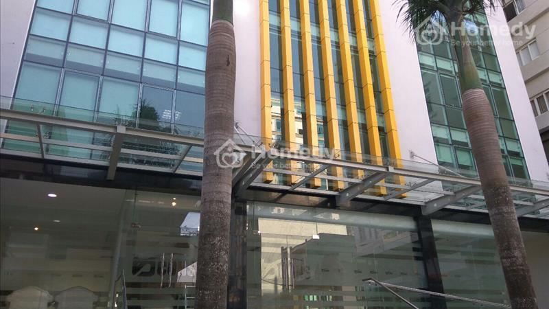 Tầng trệt cho thuê làm showroom, coffee cưc đẹp đường D1 quận Bình Thạnh, dt 87m2 giá 31 tr/th. - 5