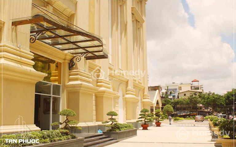 Căn hộ Officeltel Tân Phước MT đường Vĩnh Viễn Q11, ở liền, giá 1.3 tỷ/căn, CK4%.
