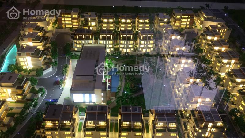 Citadel Quận 7 Biệt thự compound 68 căn có sẵn nhà giá từ 12 tỷ DT:8X20 gần Phú Mỹ Hưng từ TTG - 10