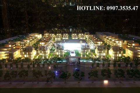 Citadel Quận 7 Biệt thự compound 68 căn có sẵn nhà giá từ 12 tỷ DT:8X20 gần Phú Mỹ Hưng từ TTG