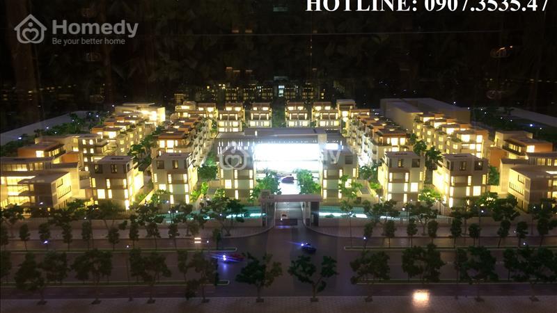 Citadel Quận 7 Biệt thự compound 68 căn có sẵn nhà giá từ 12 tỷ DT:8X20 gần Phú Mỹ Hưng từ TTG - 1