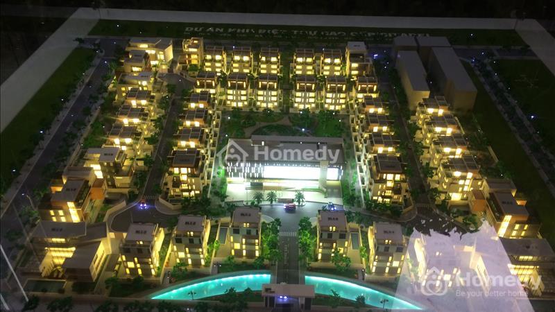 Citadel Quận 7 Biệt thự compound 68 căn có sẵn nhà giá từ 12 tỷ DT:8X20 gần Phú Mỹ Hưng từ TTG - 7
