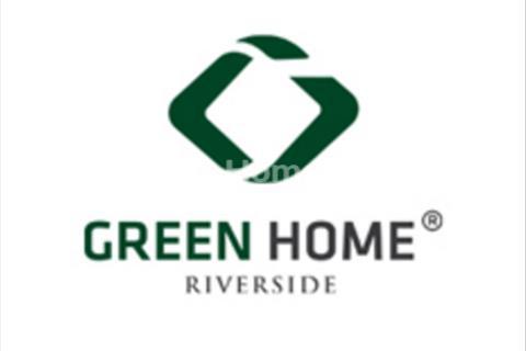 Khu phố thương mại Green Home Riverside