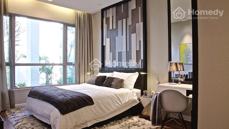 Bán penthouse Estella 4 phòng ngủ 253 m2, tầng cao view công viên - 5