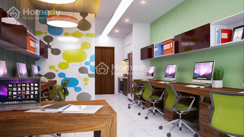 Căn hộ Officeltel Tân Phước MT đường Vĩnh Viễn Q11, ở liền, giá 1.3 tỷ/căn, CK4%. - 4