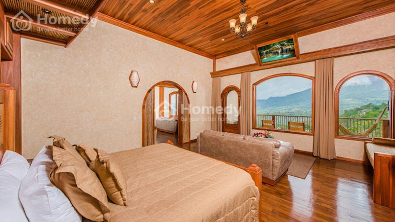 Duplex The Vista bán 5 phòng ngủ 380 m2 view hổ bơi full nội thất - 2