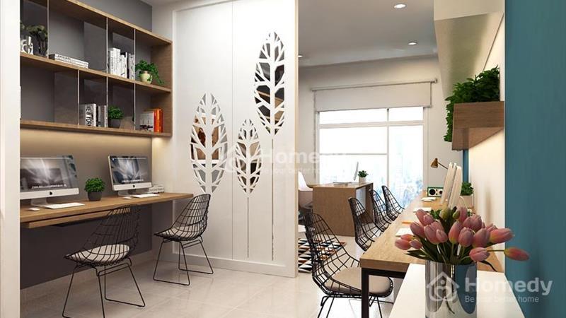 Căn hộ Officeltel Tân Phước MT đường Vĩnh Viễn Q11, ở liền, giá 1.3 tỷ/căn, CK4%. - 3
