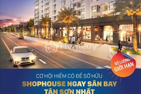 Mở bán 18 lô Shophouse thương mại dự án Botanica Premer  MT đường Hồng Hà gần sân bay TSN từ 2,9 tỷ