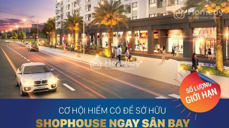 Mở bán 18 lô Shophouse thương mại dự án Botanica Premer  MT đường Hồng Hà gần sân bay TSN từ 2,9 tỷ - 1