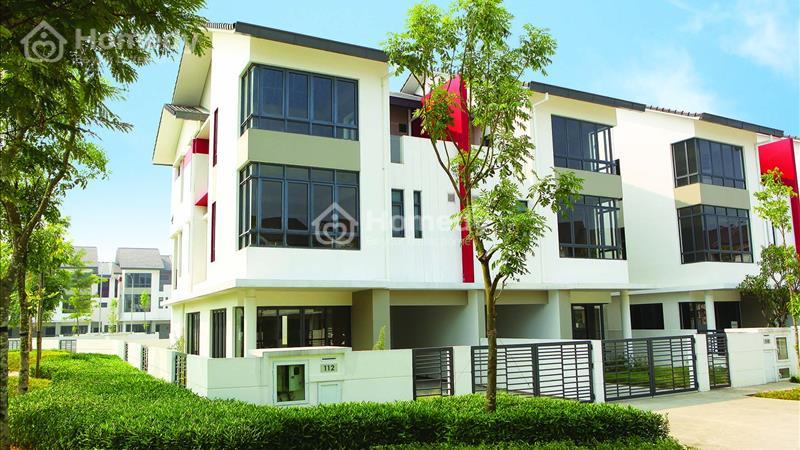 Bán biệt thự đầu hồi Gamuda Gardens. Vị trí đẹp. Sổ đỏ 260 m2 - 3