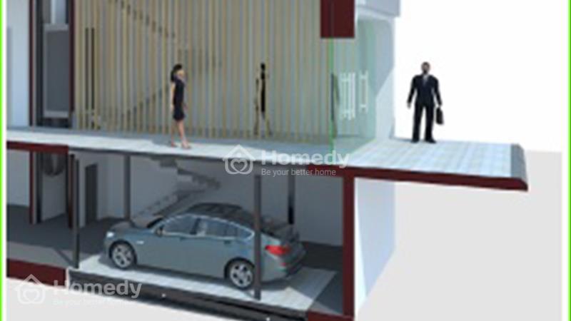 Nhà mặt phố Mỹ Đình, gần The Manor (71 m2, giá 12,5 tỷ, 6 tầng) có thang máy, hầm, cạnh chợ - 7