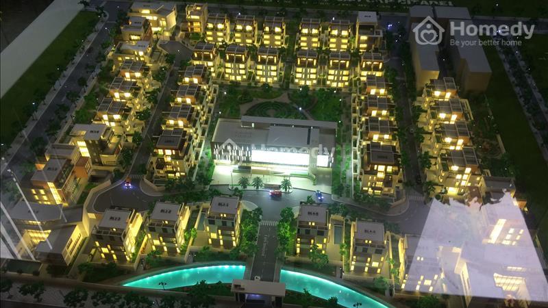Citadel Quận 7 Biệt thự compound 68 căn có sẵn nhà giá từ 12 tỷ DT:8X20 gần Phú Mỹ Hưng từ TTG - 15