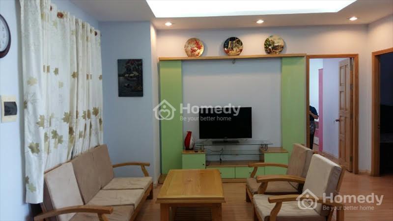 Cho thuê căn hộ H2 Hoàng Diệu, HCM, giá 15 triệu/tháng. - 4