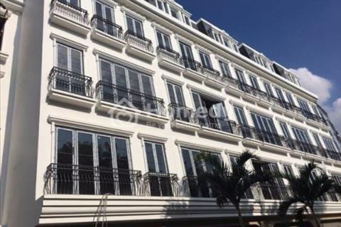 Nhà mặt phố Mỹ Đình, gần The Manor (71 m2, giá 12,5 tỷ, 6 tầng) có thang máy, hầm, cạnh chợ