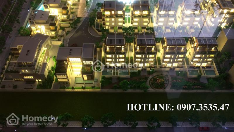 Citadel Quận 7 Biệt thự compound 68 căn có sẵn nhà giá từ 12 tỷ DT:8X20 gần Phú Mỹ Hưng từ TTG - 6