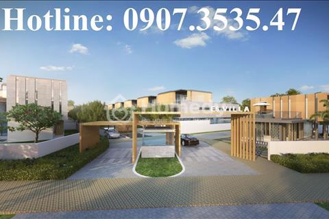 Villa E6 Biệt thự Quận 2 gần chi cục thuế Q.2 Dt: 396m2 có nhà, hầm, hồ bơi riêng từ TTG