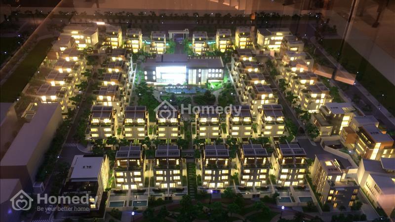 Citadel Quận 7 Biệt thự compound 68 căn có sẵn nhà giá từ 12 tỷ DT:8X20 gần Phú Mỹ Hưng từ TTG - 14