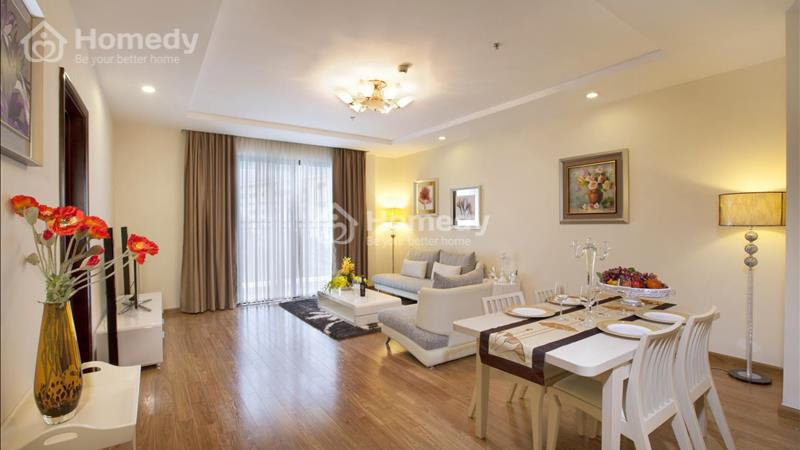 Cho thuê căn hộ cao cấp tại Vinhomes - Nguyễn Chí Thanh - 2
