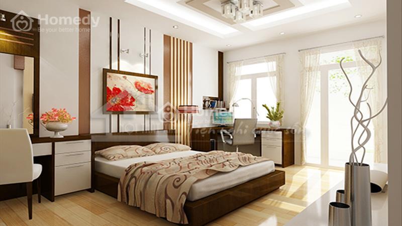 Duplex The Vista bán 5 phòng ngủ 380 m2 view hổ bơi full nội thất - 4