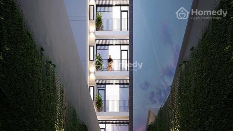 Căn hộ Tràng Tiền (Trang Tien Apartment) Đường Pasteur - Trung tâm Đà Nẵng - 6
