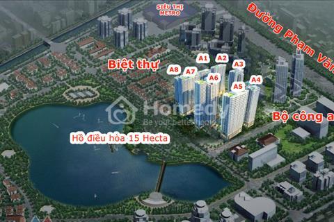 Bán  căn hộ An Bình City 74,3 m2 giá 2,05 tỷ, giá gốc chủ đầu tư