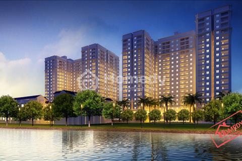 Căn hộ tiêu chuẩn xanh Singapore, giá rẻ 800 triệu/căn