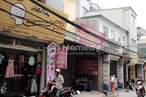 Bán nhà mặt phố Định Công 65 m2, mặt tiền 3,2 m, giá 5,9 tỷ.