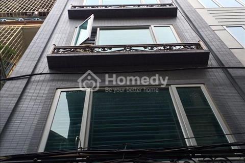 Bán nhà số 8B ngõ 31 Trần Quốc Hoàn - Cầu Giấy - Hà Nội, diện tích 65 m2 x 5 tầng