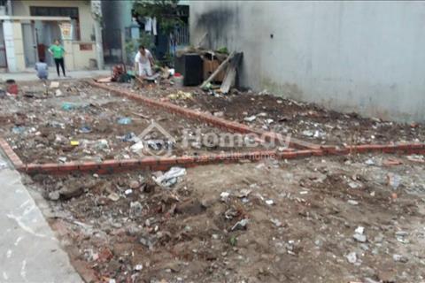 Cần bán mảnh đất tổ 5 trung tâm Thạch Bàn, 43,8 m2 - 2 mặt tiền – Đường ô tô đỗ cửa