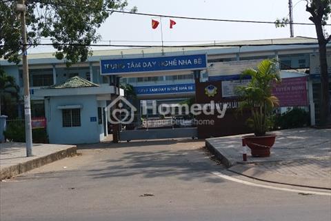 Thua độ bán gấp 86m2 đất thổ cư giá rẻ hơn thị trường gần đường Nguyễn Văn Tạo nhà bè