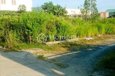 Bán gấp lô góc 10x27m2 đất thổ cư, SHR, đường 12m, Lê Văn Lương, Nhơn Đức, Nhà Bè
