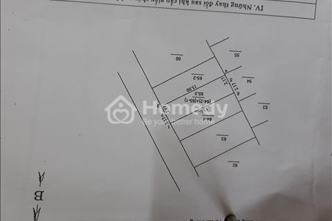 Bán đất tái định cư khu X6 Thạch Bàn, Long Biên