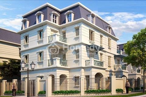 Bán biệt thự mặt hồ Linh Đàm, Hoàng Mai Hà Nội rất đẹp 150 m2 x 5 tầng, hướng Đông Nam